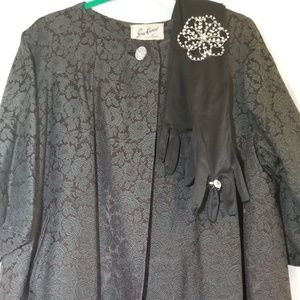 Vintage Lucille Ball Swing Coat